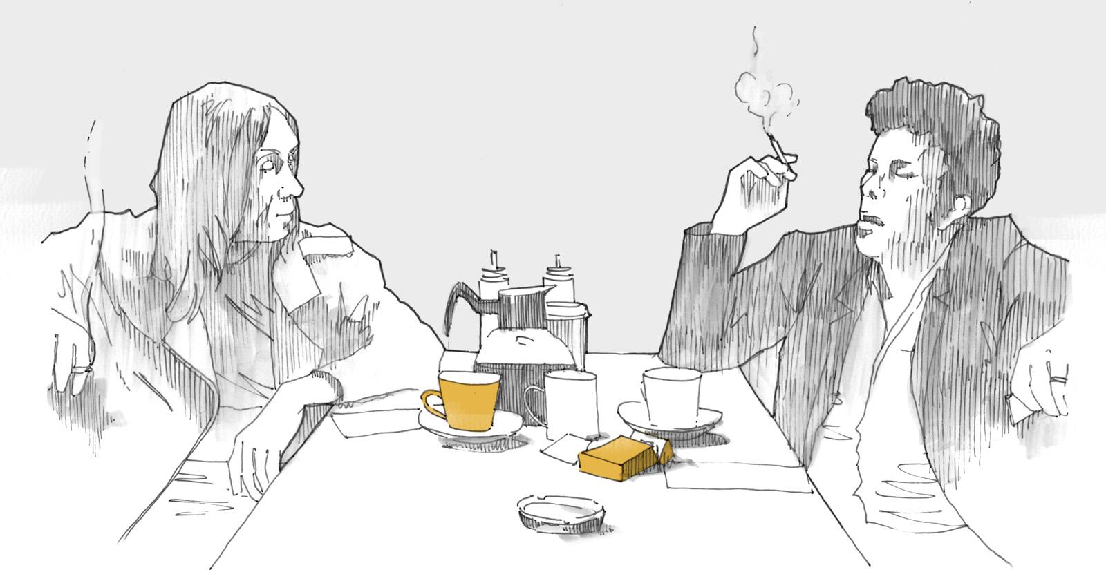 Die Macht des kleinen Schwarzen – Kaffeelounges sind Brühstätten der Innovation