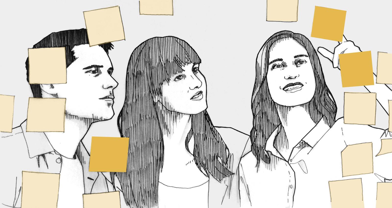 Schwarmintelligenz statt Vordenkertum – Klügere Entscheidungen durch kopflose Partizipation